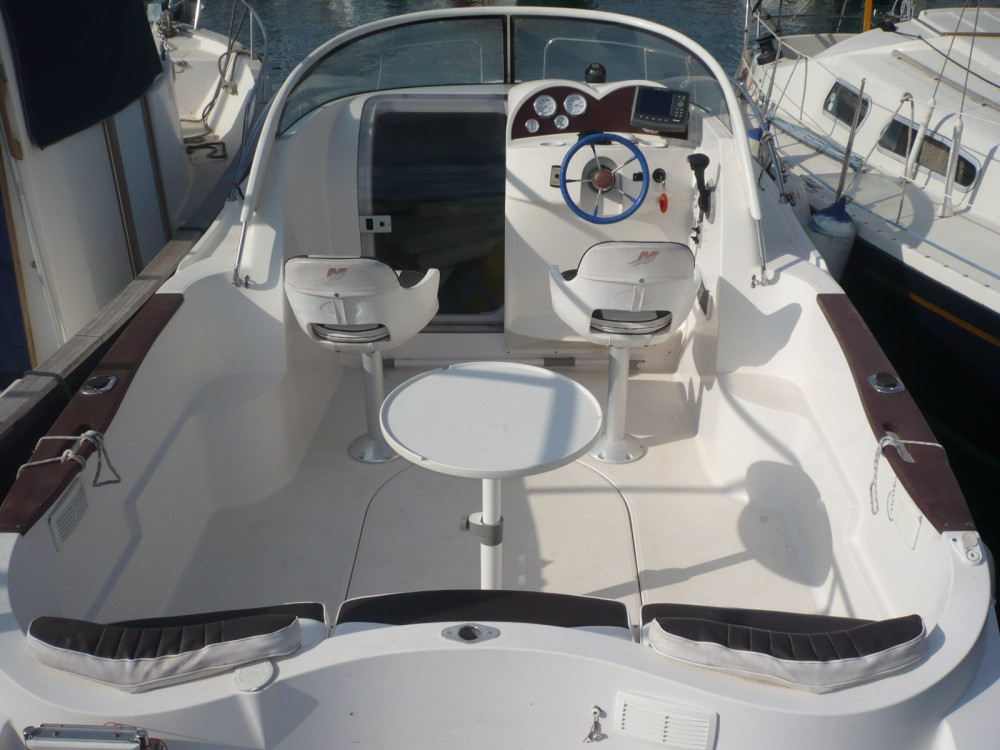 Motorboot mieten in Palma - Quicksilver Quicksilver 620 Cruiser