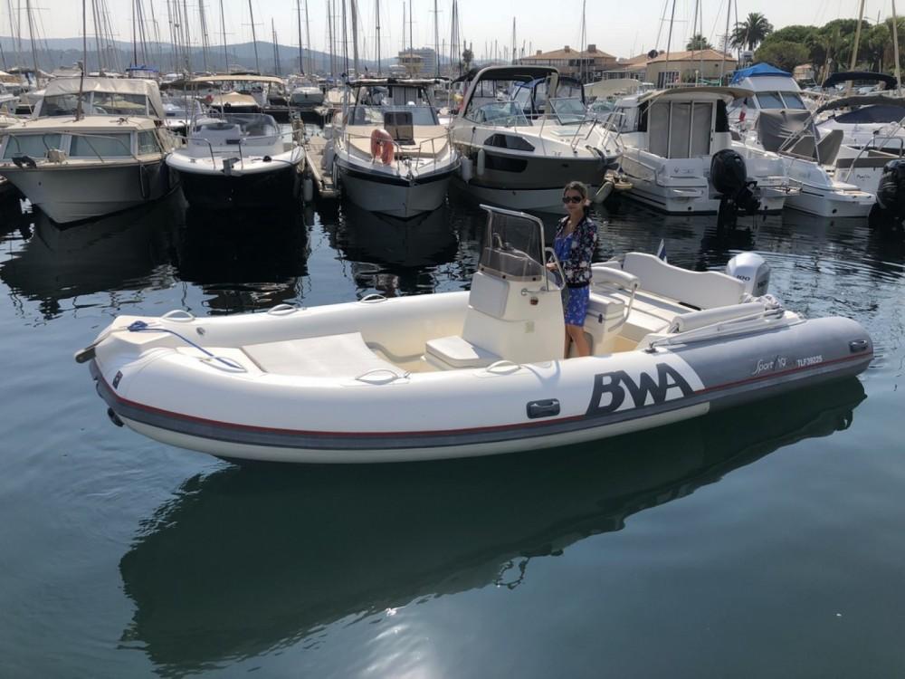 Location yacht à Le Lavandou - Bwa Sport 19 GT sur SamBoat