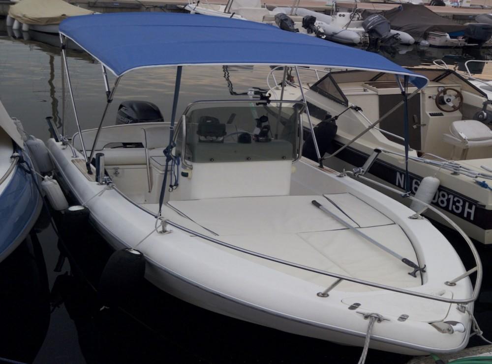 Location yacht à Antibes - Capelli Cap 500 sur SamBoat