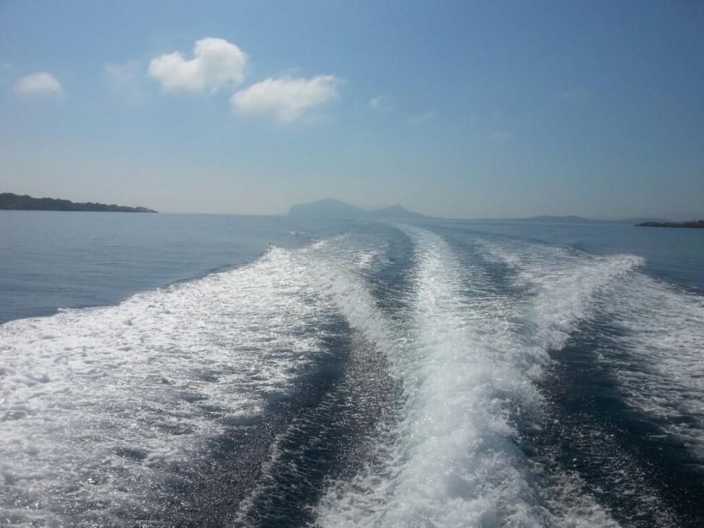 Bootsverleih Sessa Marine Dorado 26 Olbia Samboat