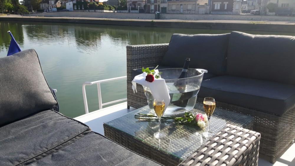 Vermietung Motorboot Valkmeer mit Führerschein