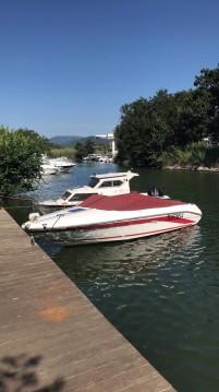 Location yacht à Cogolin - Sea Ray Sea Ray 220 sur SamBoat