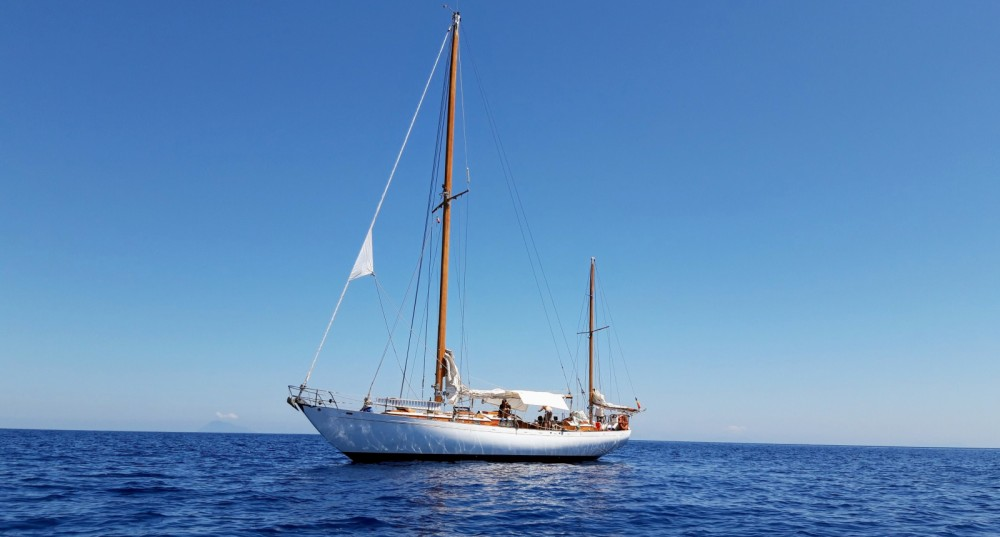 Hire Sailboat with or without skipper Guido Appollonio Castelldefels