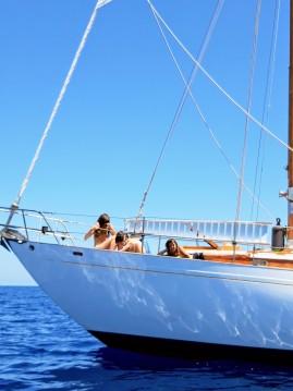 Alquiler Velero Guido Appollonio con título de navegación