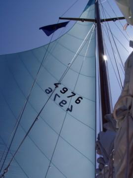 Alquiler de barcos Castelldefels barato de Yawl Marconi