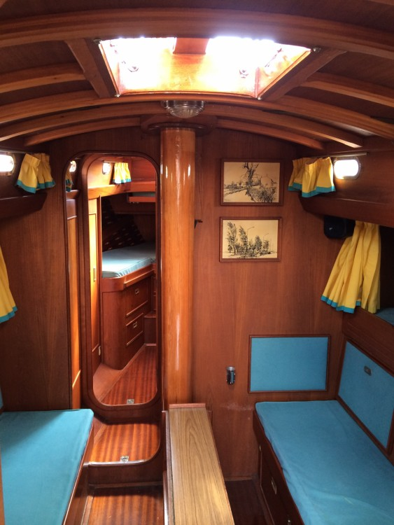 Location bateau Vilanova i la Geltrú pas cher Yawl Marconi
