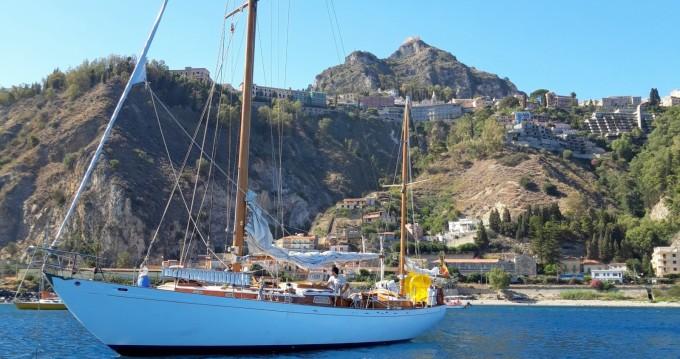 Location yacht à Castelldefels - Guido Appollonio Yawl Marconi sur SamBoat