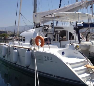 Location Catamaran à Athènes - Lagoon Lagoon 380