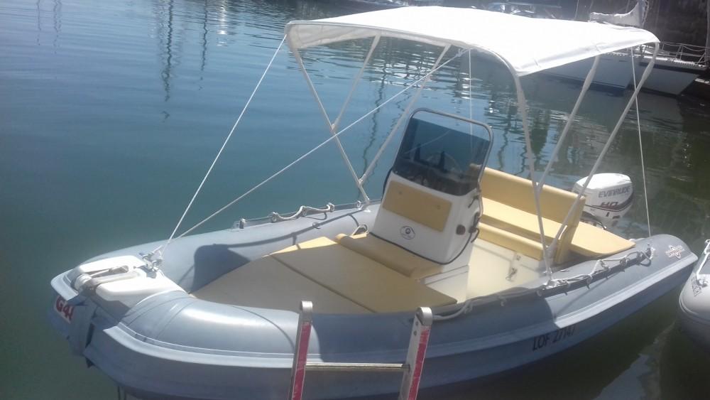 Schlauchboot mit oder ohne Skipper Gommonautica mieten in Lorient