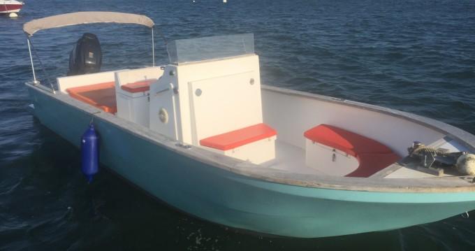 Louer Bateau à moteur avec ou sans skipper Nauti Boy à Lège-Cap-Ferret