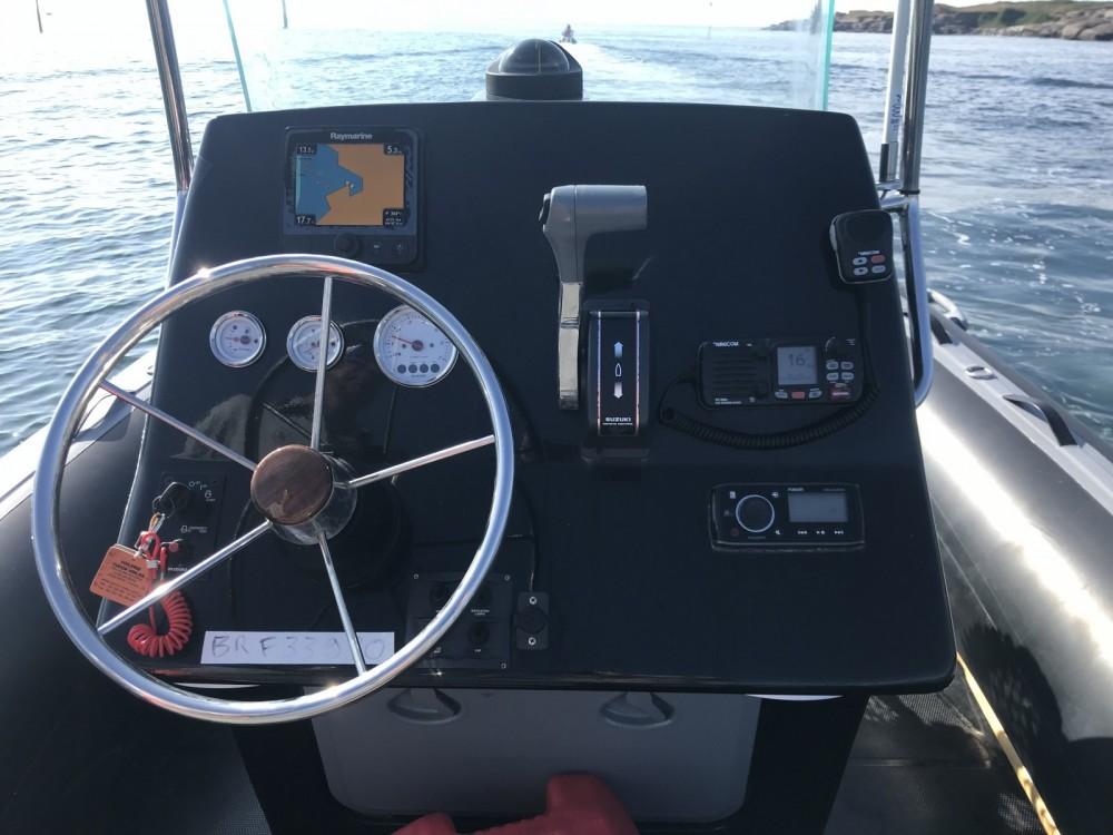 Location bateau Northstar 5.75 OP à Lanildut sur Samboat