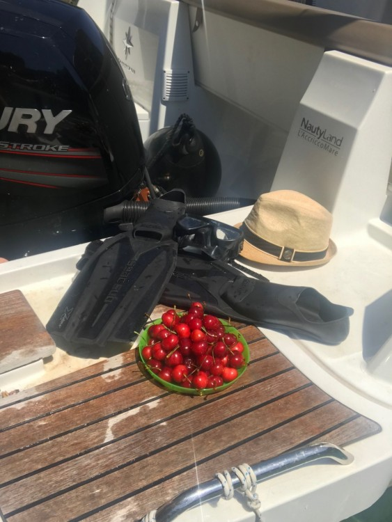 Ein Jeanneau Merry Fisher 695 mieten in Split