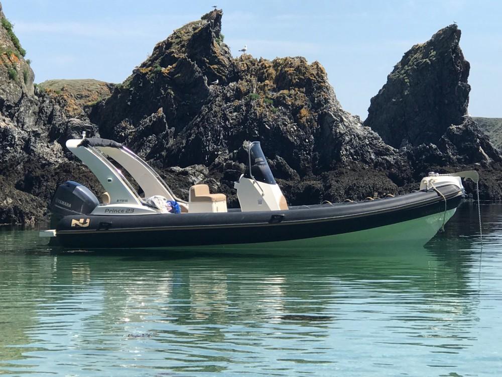 Location bateau Nuova Jolly Prince 23 à Brittany sur Samboat