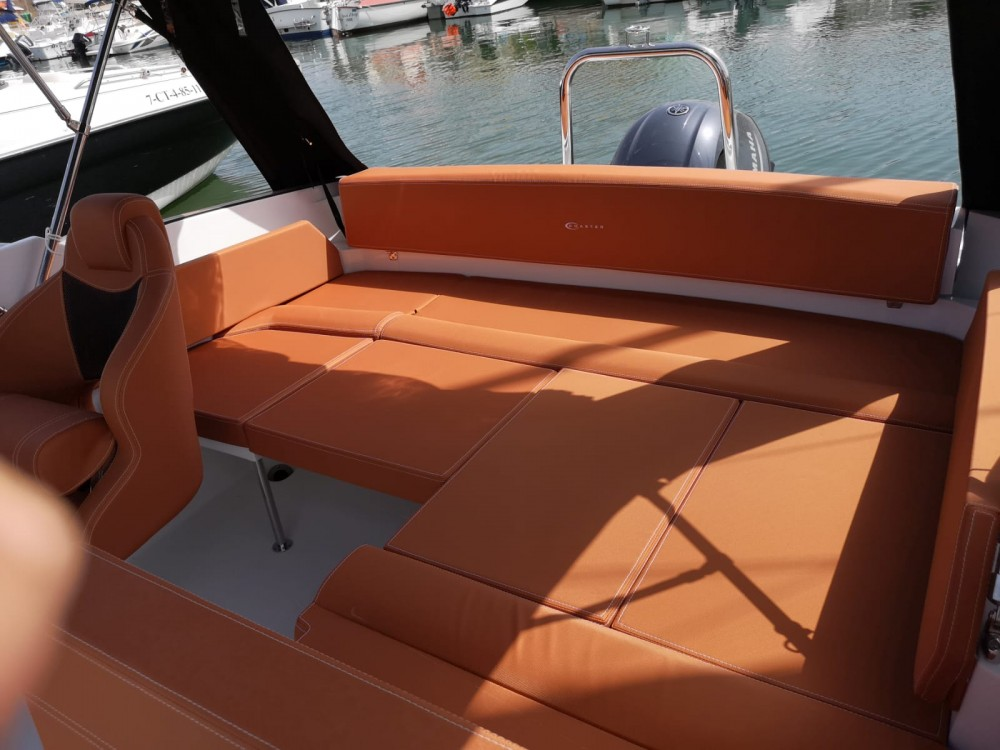 Location Yacht à Altea - Coaster Coaster 600 BR