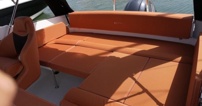 Louer Bateau à moteur avec ou sans skipper Coaster à Altea