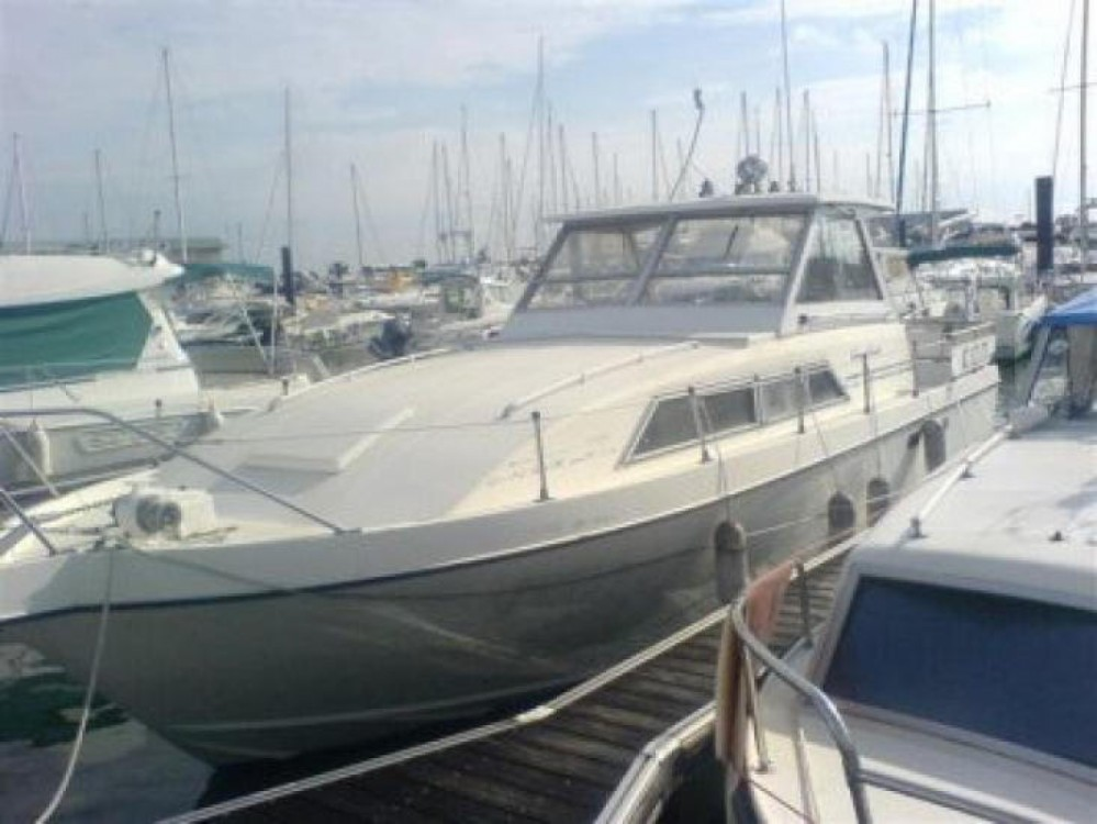 Boat rental Sitges cheap Guy Couach 920