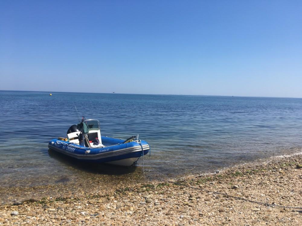 Location bateau Bombard Explorer 550 à La Guérinière sur Samboat