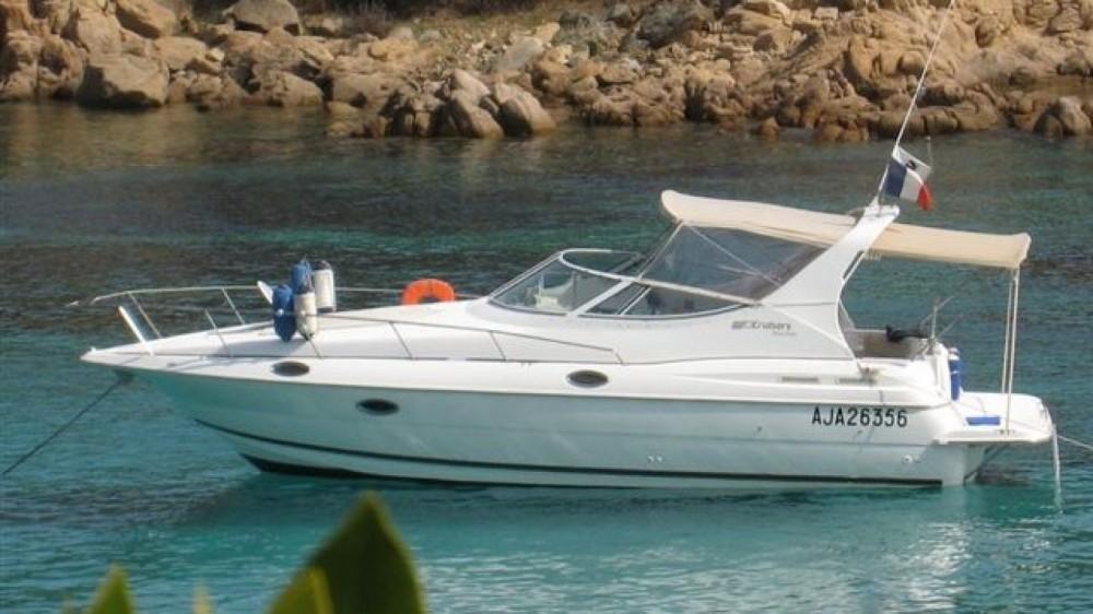 Cruiser Yatch 3075 entre particuliers et professionnel à Propriano