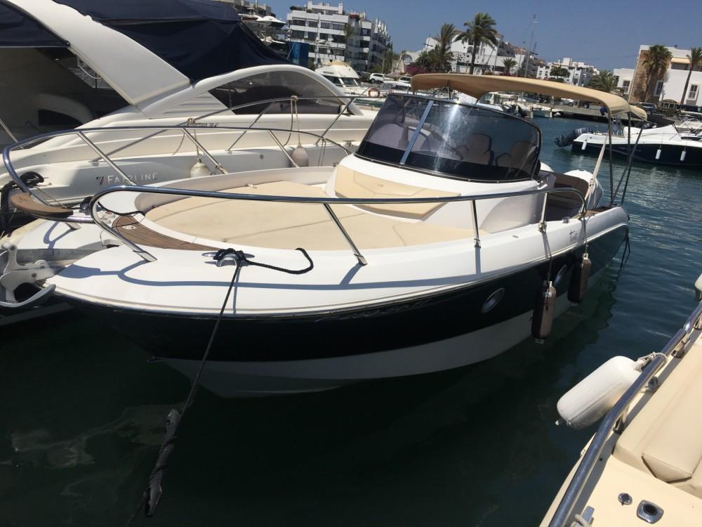 Location bateau Sessa Marine Key Largo 30 à Ibiza sur Samboat