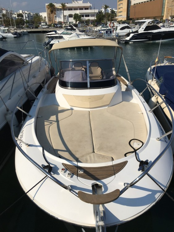 Louez un Sessa Marine Key Largo 30 à Ibiza