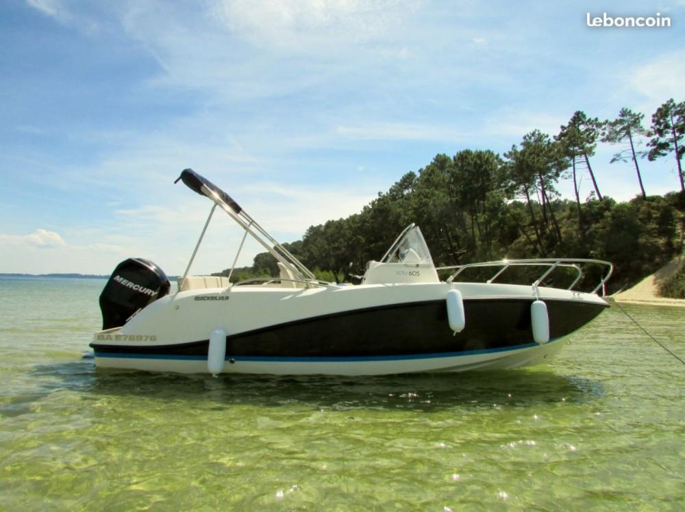 Barca a motore a noleggio Sainte-Maxime al miglior prezzo