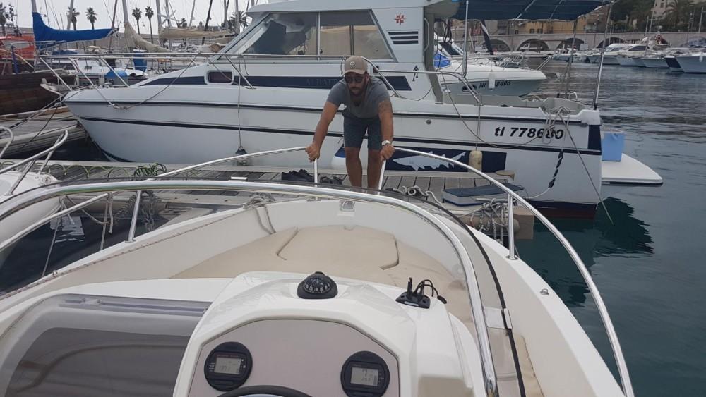 Jeanneau Cap Camarat 555 Style zwischen Privatpersonen und professionellem Anbieter Marseille