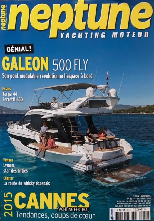 Galeon Galeon 500 Fly entre particuliers et professionnel à Cannes