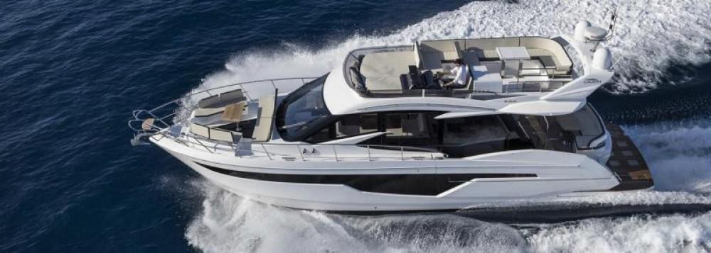 Location bateau Galeon Galeon 500 Fly à Cannes sur Samboat