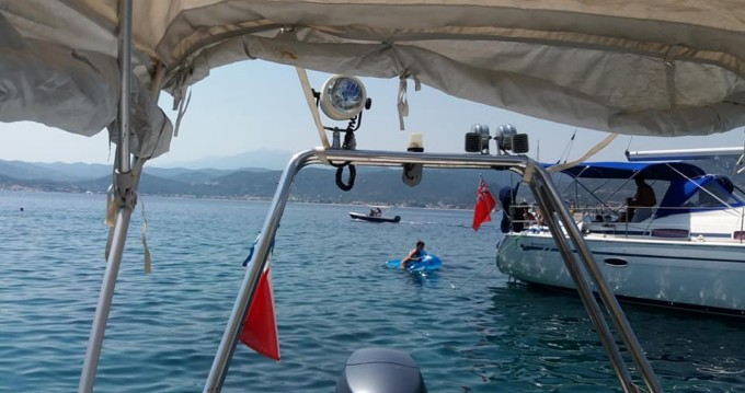 Motor boat for rent Kavala at the best price