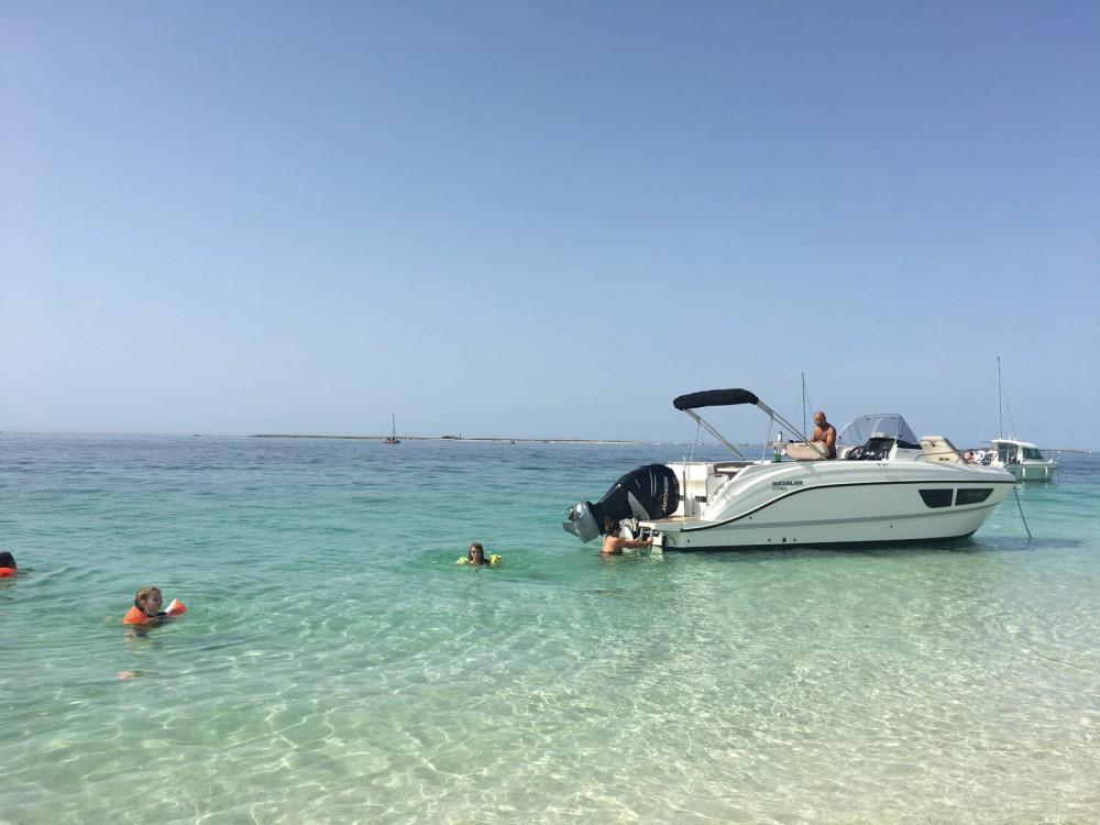 Motor boat for rent Port-la-Forêt at the best price