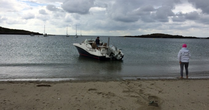 Alquiler de barcos Nogent-sur-M. barato de Cap Camarat 755 WA