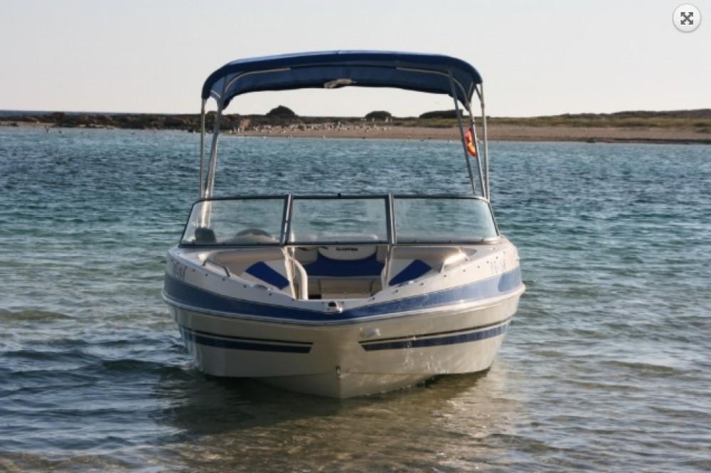 Glastron GT 225 entre particulares y profesional Formentera