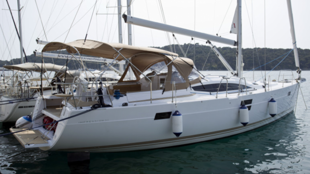 Location bateau Elan Impression 50 à Trogir sur Samboat
