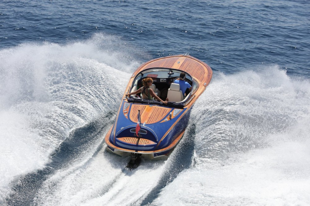 Hire Motor boat with or without skipper Kral Saint-Tropez