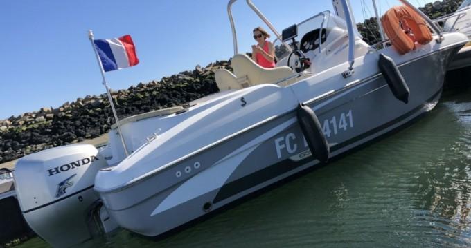 Bénéteau Flyer 650 Open entre particuliers et professionnel à Deauville