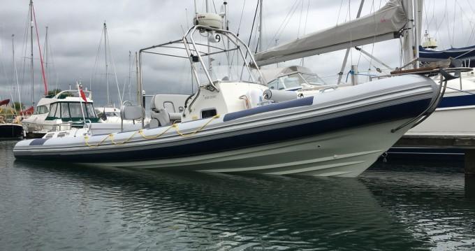 Louer Semi-rigide avec ou sans skipper Ocean Ribs à Hayling Island