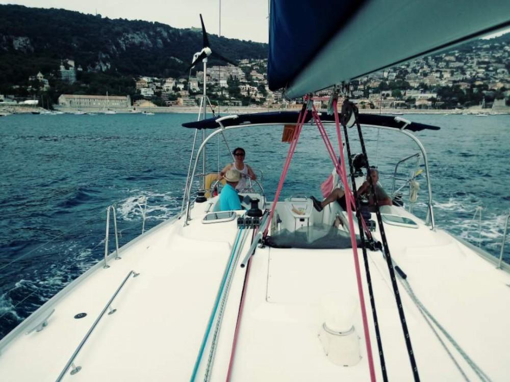 Bénéteau Cyclades 43.3 entre particuliers et professionnel à Cannes