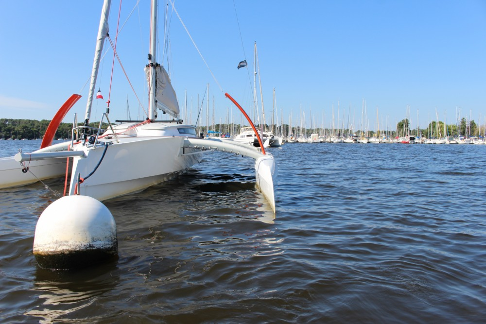 Louer Catamaran avec ou sans skipper Radikal à Arzal