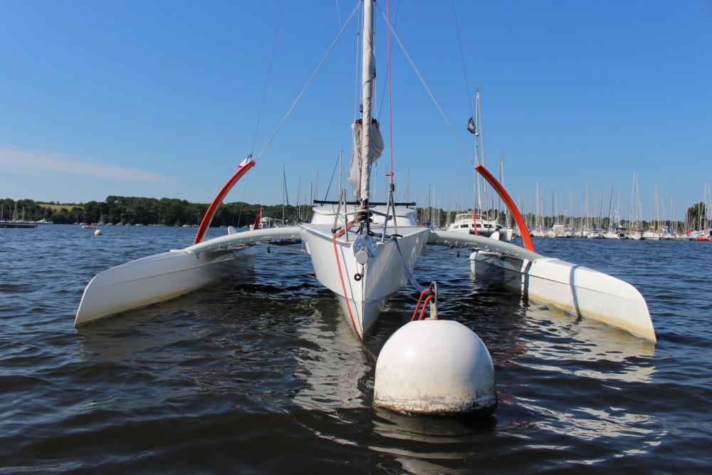 Location Catamaran Radikal avec permis