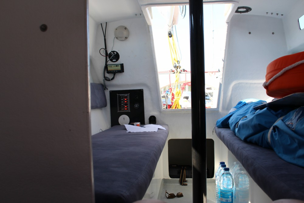 Catamaran for rent Arzal at the best price