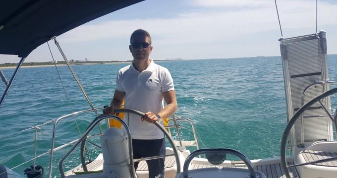 Location bateau Jeanneau Sun Odyssey 39i à Port de Barcelona sur Samboat