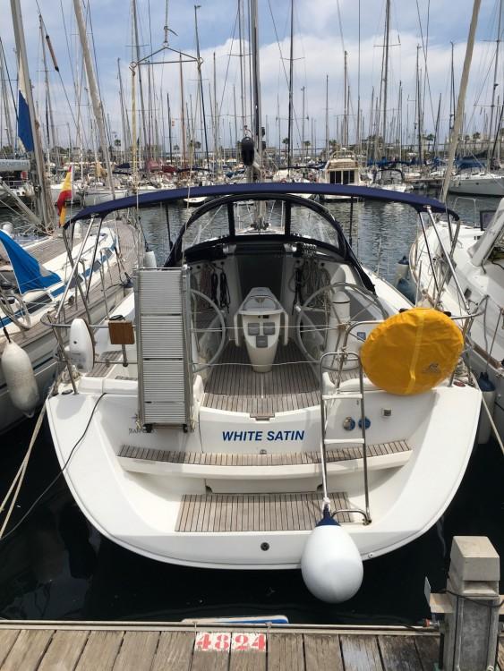 Alquiler de Jeanneau Sun Odyssey 39i en Port Olímpic