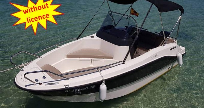 Location bateau Palma pas cher B455 'Theia' (without licence)