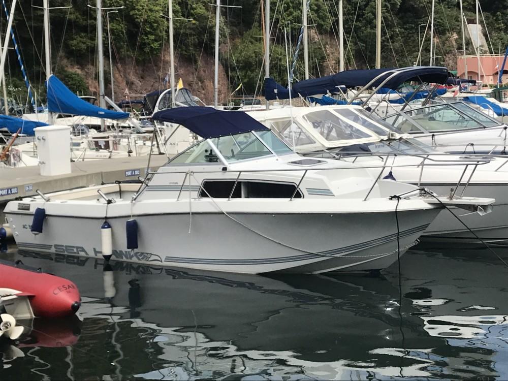 Chris Craft Sea Hawk 285 entre particuliers et professionnel à Mandelieu-la-Napoule