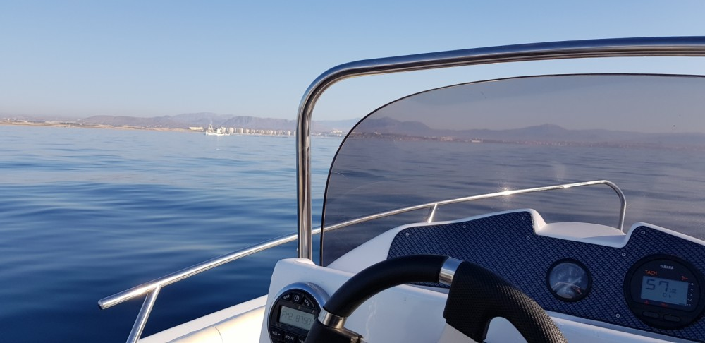 Alquiler de yate Alicante - Marinello Fisherman 16 en SamBoat