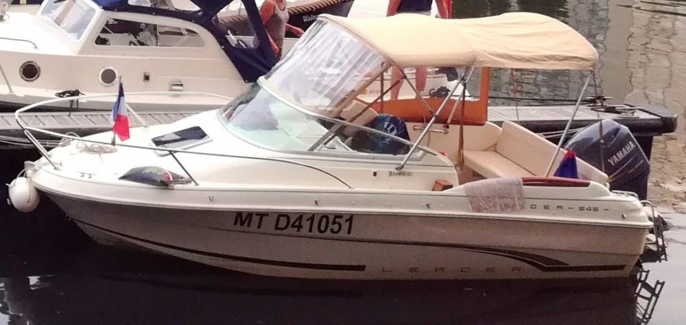 Location bateau Longeville-lès-Metz pas cher Leader 545