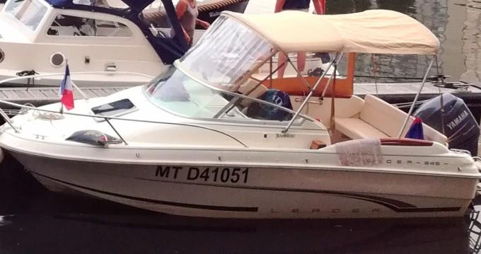 Location yacht à Corny-sur-Moselle - Jeanneau Leader 545 sur SamBoat