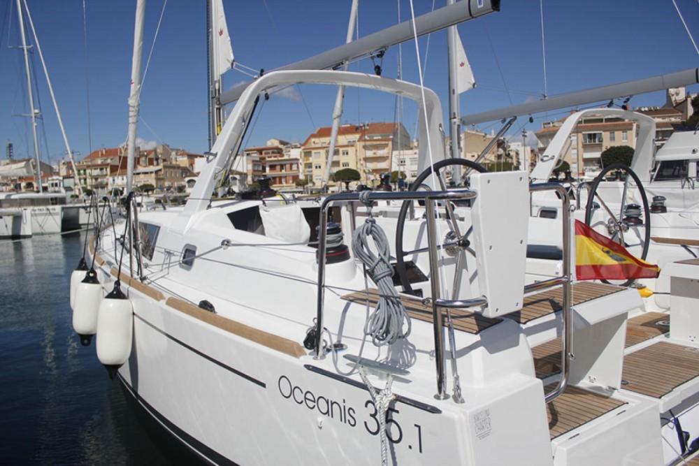 Location bateau Bénéteau Oceanis 35.1 à Cambrils sur Samboat