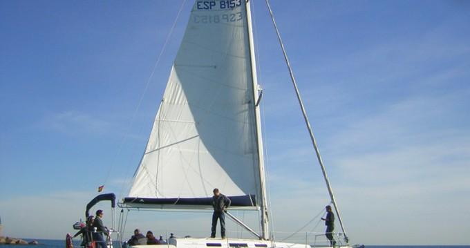 Location bateau Alicante pas cher Dufour 40
