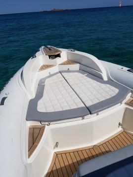 Location Semi-rigide à Porto-Vecchio - Marlin Boat Marlin Boat 274
